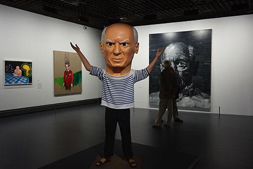 Picasso de Maurizio Cattelan
