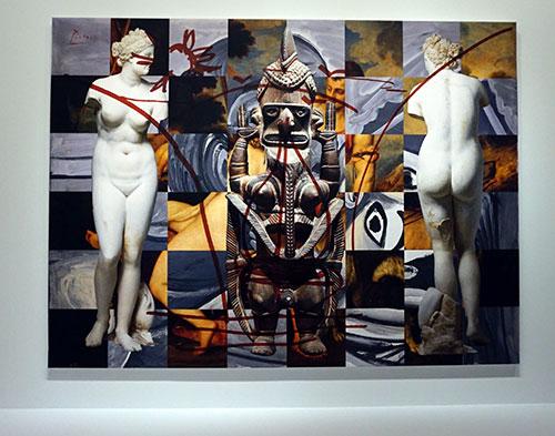 """""""Demoiselles"""" de Jeff Koons"""