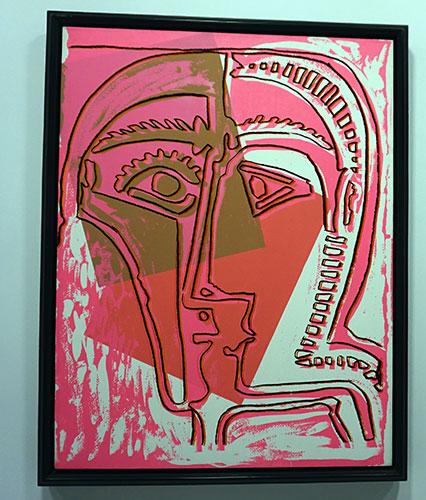 Quadro de Andy Warhol