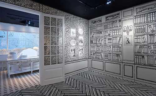 Lembranças de viagens e a primeira loja Chanel em Deauville