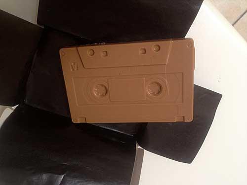 K7 de chocolate