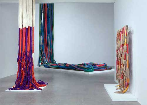 Parcours Saint Germain, Sheila Hicks