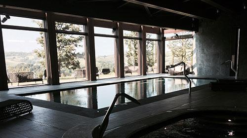 Piscine do Hotel Il Boscareto Resort & Spa
