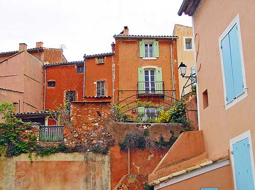 Roussillon. Bert Kaufmann no Flickr