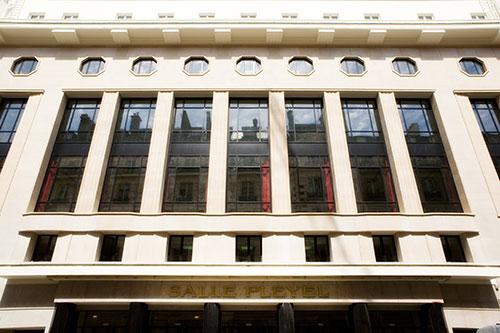 Pleyel, sala de concerto em Paris