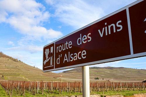 Vinhos da Alsácia. Andrew no Flickr
