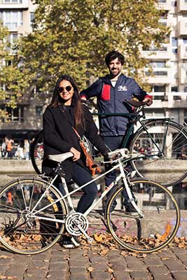 Bike Paris, foto Alfredo Brandt