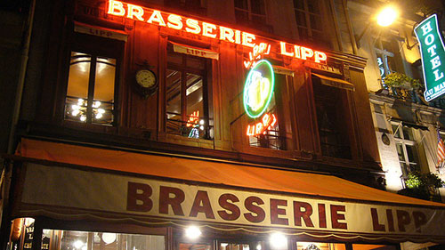 Brasserie Lipp. Hotels HPRG no Flickr