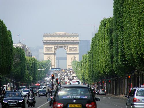 Avenida Champs Élysées