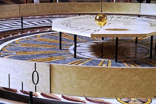 Panthéon, pêndulo de Faucault. Groume no Flickr