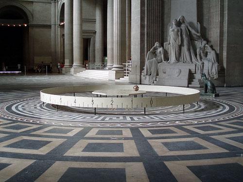 Panthéon, péndulo de Foucault. Alexandre Bourdeu no Flickr