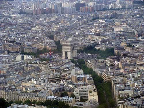 Qualidade do ar de Paris
