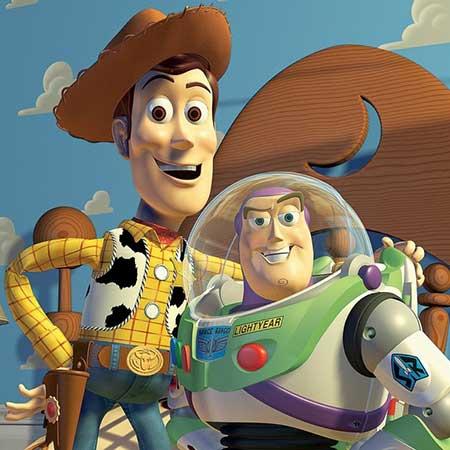 Trilogia Pixar