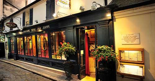 Brasserie Le Procope