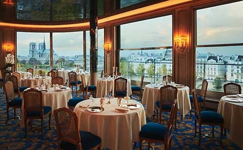 Restaurante La Tour d'Argent