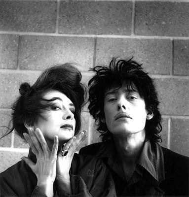 Les Rita Mitsouko, grupo francês de pop rock dos anos 80