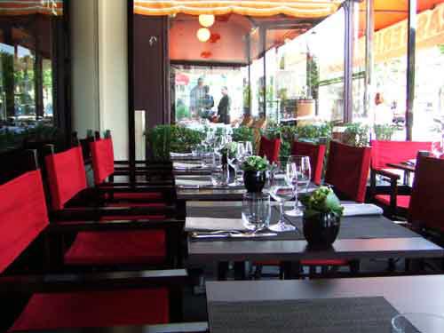 Armani Café