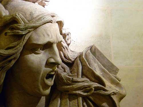 Detalhe escultura. Suse H. no Flickr