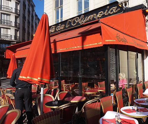 Café Olympia