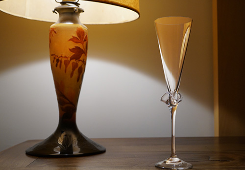 Flûte para champanhe