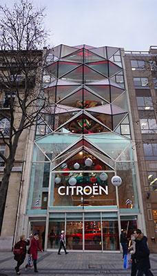 Citroën, Champs Élysées