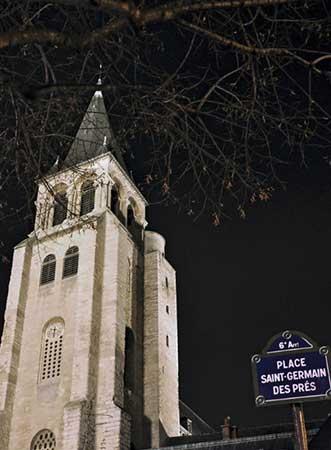 Concerto Igreja Saint Germain