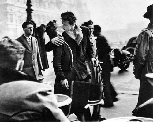 Doisneau, O Beijo do Hotel de Ville