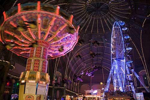 Grand Palais. Clément Chéné no Flickr