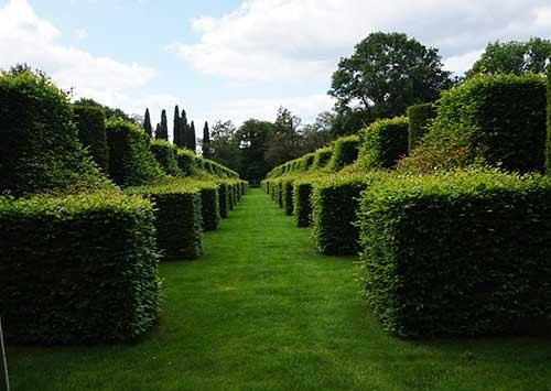 Jardim Manoir d'Eyrignac