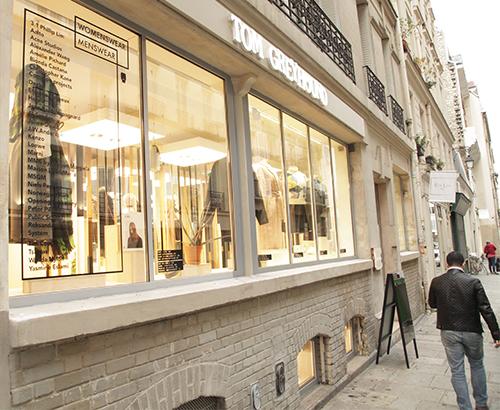 Multimarcas em Paris