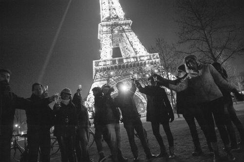 paris bike by night-40