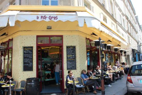 Les Pick Clops no Marais (foto: PARIS no Flickr)