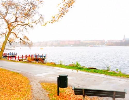 Parque em Kungsholmen