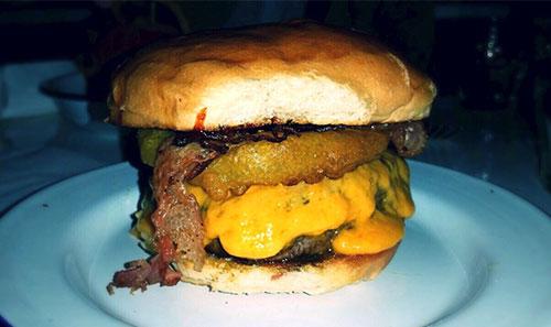 Hambúrguer do PNY