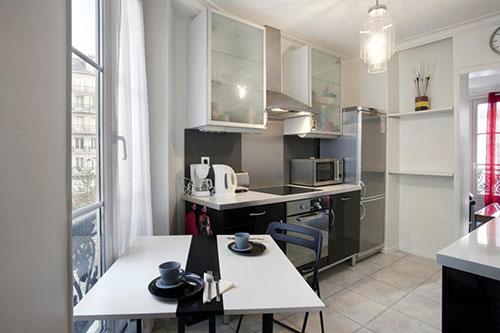 Cozinha do quarto e sala