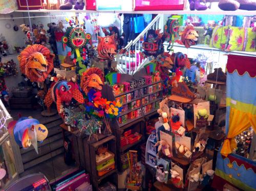 Pain d'Épice: lojinha de brinquedos