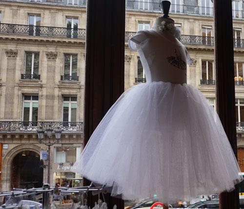 Loja Opera Garnier