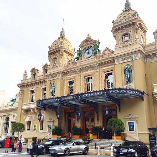 Casino de Monte-Carlo. Mari and the City