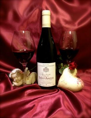 O vinho Saint Amour