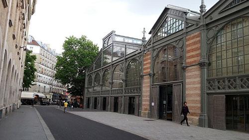 Carreau du Temple. Julien no Flickr