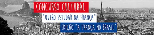 Concurso França no Brasil