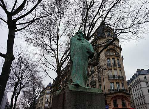 Balzac de Rodin