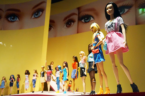 Barbie universal