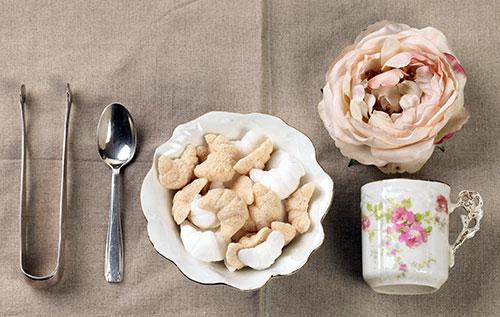 Belle de sucre, formato croissant