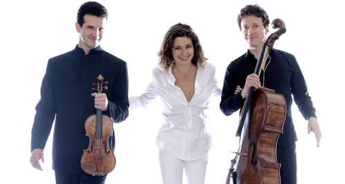 Trio na Salle Gaveau