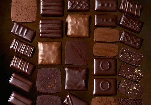 Chocolates Pierre Hermé