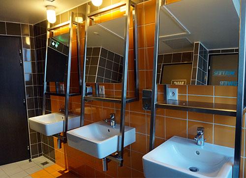 Banheiro coletivo