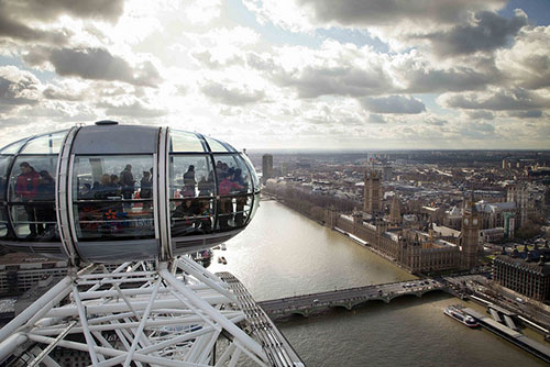 London Eye, gmacfadyen no Flickr