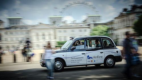 London Cab, LensesDrilling no Flickr