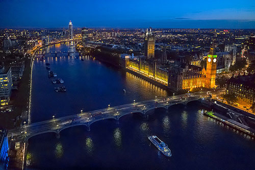 Londres. Alessandro Grussu no Flickr